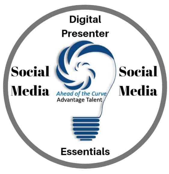 Digital Presenter Badge