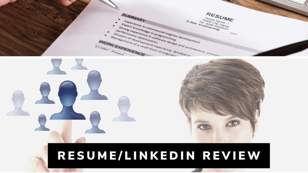 Resume and LinkedIn Review