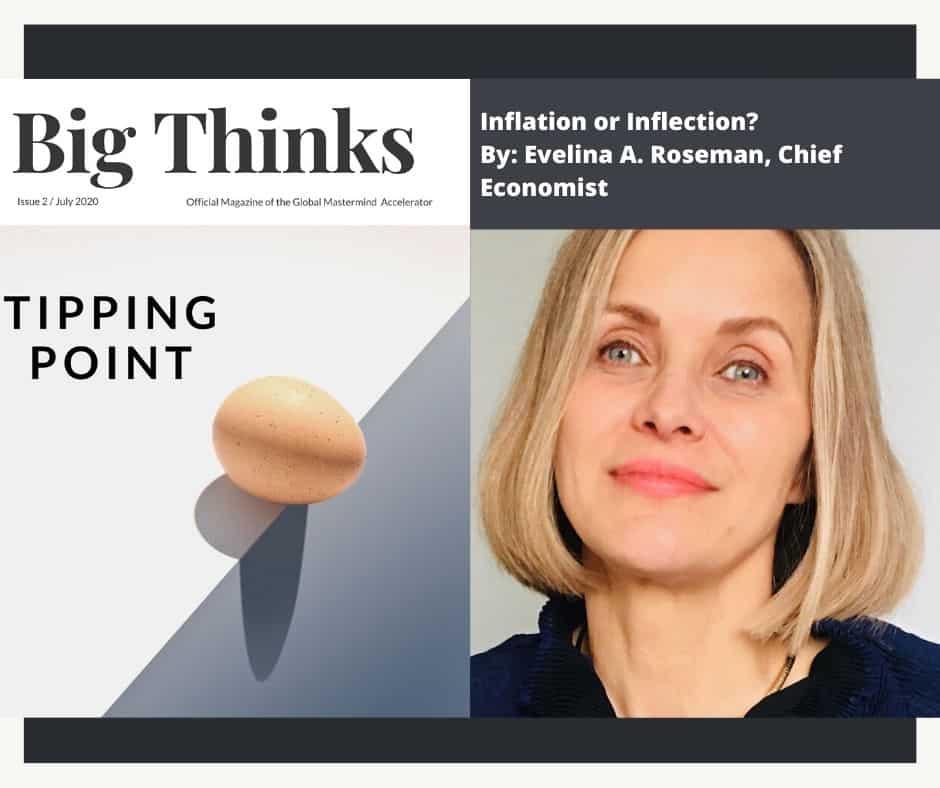 Evelina Roseman Big Thinks Magazine July 2020