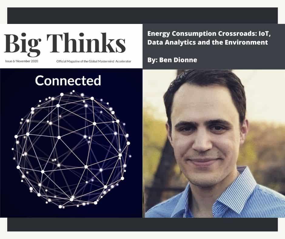 Big Thinks November 2020 Ben Dionne