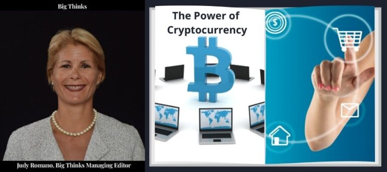 The Power of Cryptocurrency Judy Romano