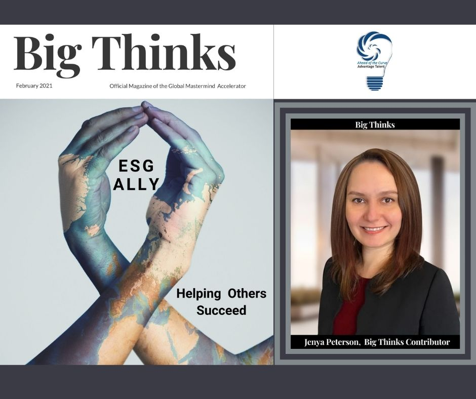 Big Thinks February 2021 How to be an Ally to Working Parents by Jenya Peterson