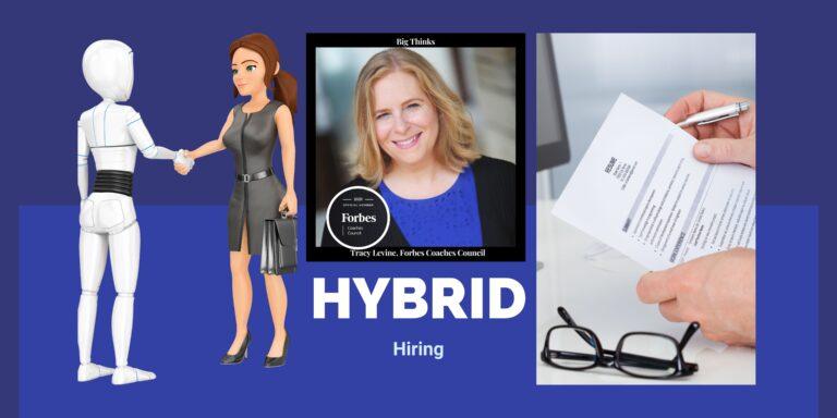 Big Thinks Magazine April 2021 Hybrid Hiring by Tracy Levine